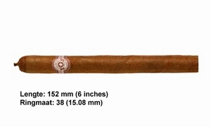 Montecristo Especial No. 2  25 sigaren