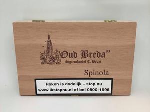 Oud Breda Spinola  20 sigaren
