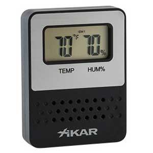 Hygrometer Xikar uitbreiding voor 2e of 3e humidor