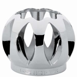 Sierdop Boule ouverte zilver