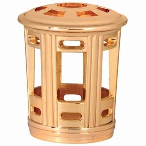 Sierdop metaal goud zwaar