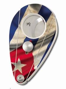 Xikar sigarenknipper met Cubaanse vlag