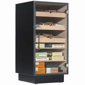 Humidor Prato de Luxe Zwart 800-1000 sigaren