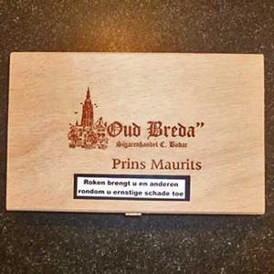 Oud Breda Prins Maurits  10 sigaren