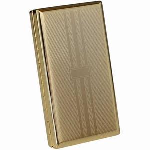 Sigarettenkoker Gold 12 sgt 100 mm